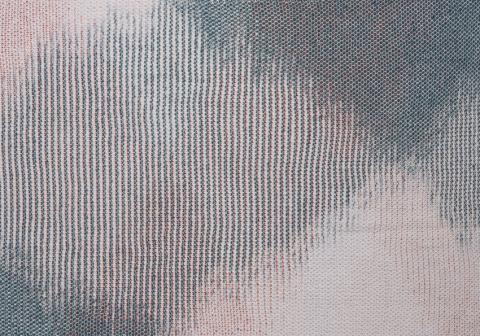 MOTION blanket, verso detail