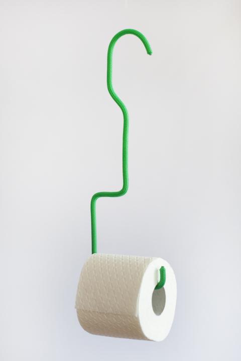 Roller, green