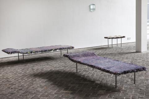 Valerie Traan Gallery, 2017 - photo: Miles Fischler