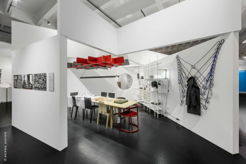 "THE TOOL BOX, ""Belgium is Design"" exhibition at the Triennale in Milano, Salone del Mobile 2013"