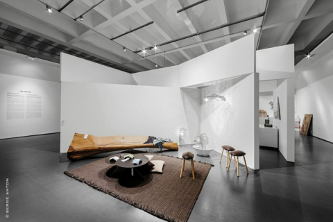 Exhibition THE TOOL BOX, Belgium is Design at the Triennale in Milano, Salone del Mobile, 2013