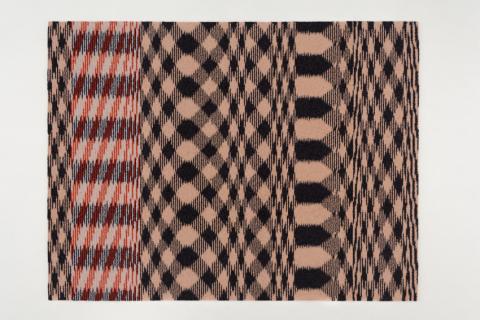 Resonance rug, 210 x 290 cm
