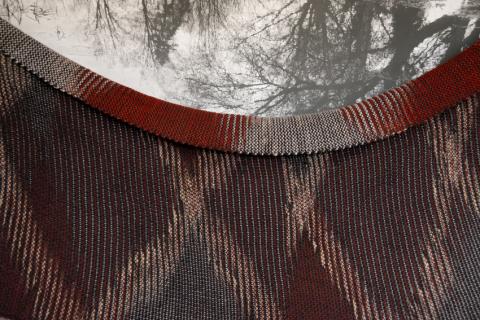 COMET Simple blanket, 100% wool